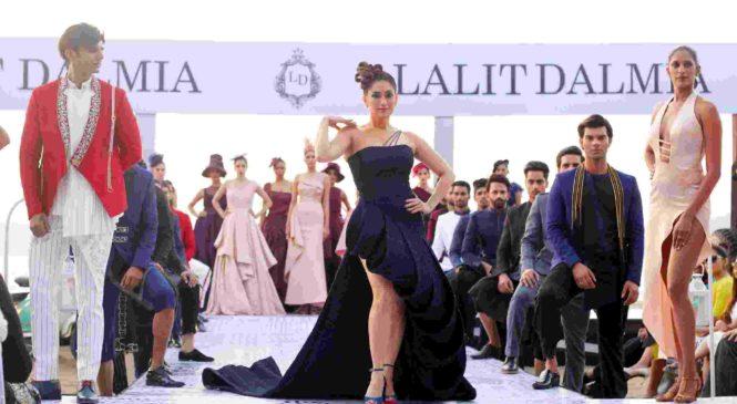 LALIT DALMIA SHOW CASED 'LA MODA' COLLECTIONS IN IBFW-17