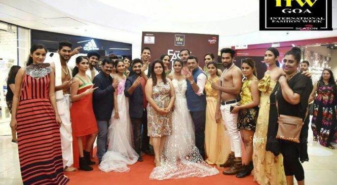 International Fashion Week, Goa commences in a high note at Porvorim