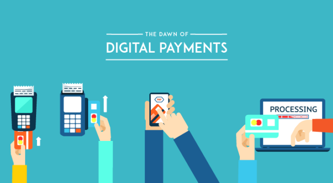 Digital payments to transform India into a cashless economy