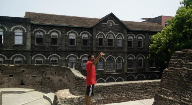 Lavasa, Lonawala and Shaniwar Wada- where Nature and  History blends