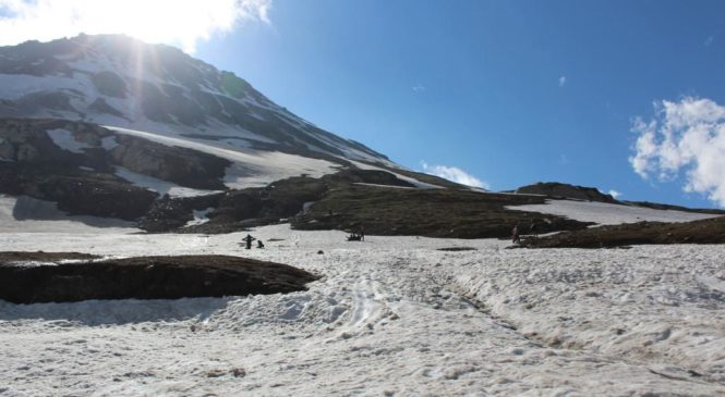 Mesmerized by Nature – Rohtang Pass and Solang Valley