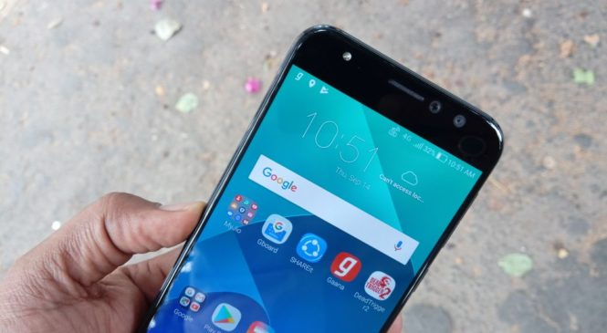 Asus Zenfone 4 Selfie Pro – Review