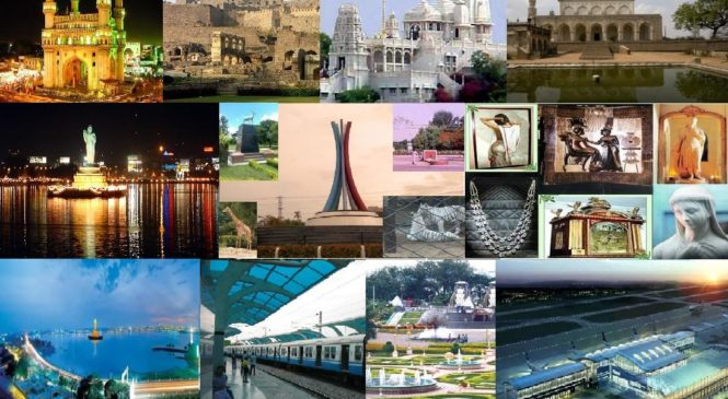 """HYDERABAD – """"The Pearl City"""""""