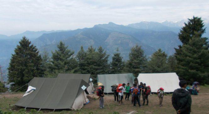 Trekking through the Himalayas – Story V