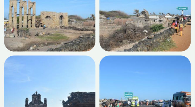 Dhanushkodi in its new attire; Bet you haven't been there!