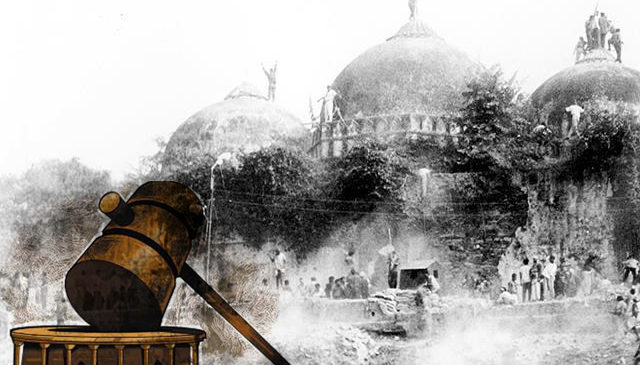 The History and Time Line of disputes of Babri Masjid till today.