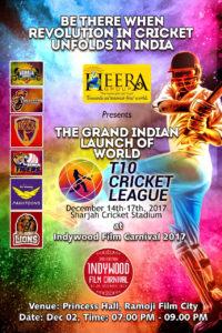 T10 Cricket League - Talismanian