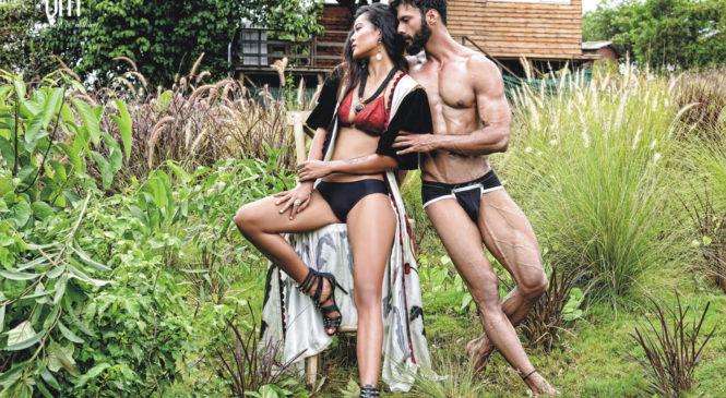 India Intimate Fashion Week Launches India's hottest calendar 'Black Magik'