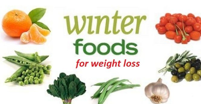 Best foods to eat in winters in order to lose weight and stay healthy
