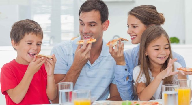 Health Benefits and Psychological advantages of having dinner with family