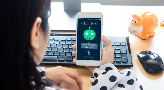 Chatbot – Your new Sales Executive