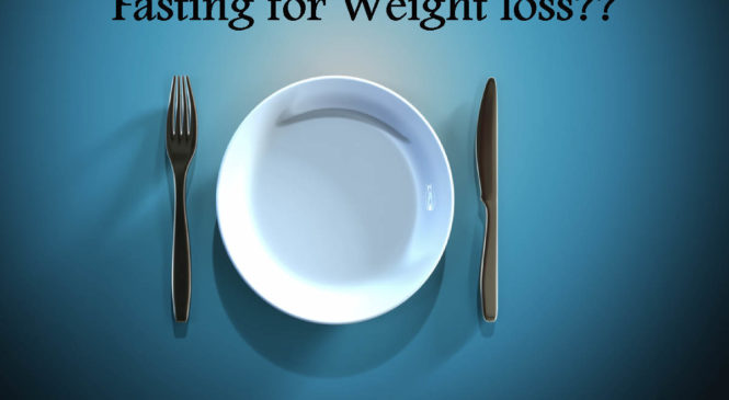 Why starving is not a good idea for losing weight?