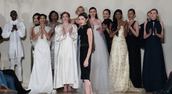 'Nonna' sizzles at Milan Fashion Week Autumn/Winter 2018 and here is why