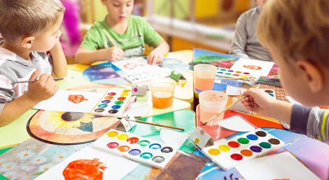 Innovative methodology for teaching new-gen pre-school children