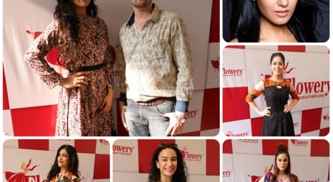 """Surat based """"Flowery Fashion"""" launches summer collection amidst Bollywood and TV divas"""