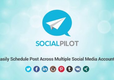 SOCIAL PILOT, one of the most useful social media marketing and scheduling tool