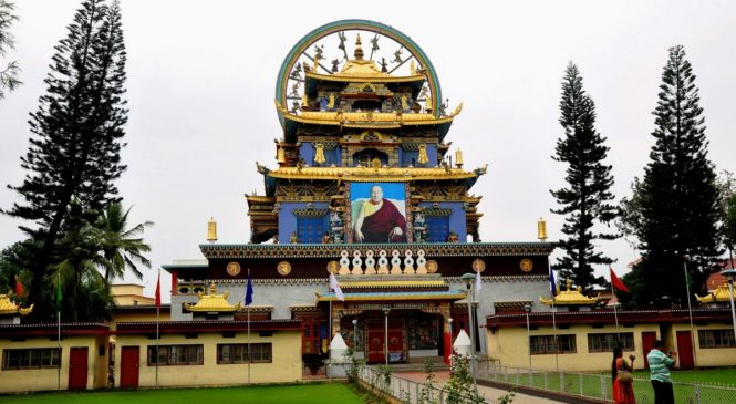 Cleanse your heart at BYLAKUPPE, The 'Indian Tibet' in Karnataka