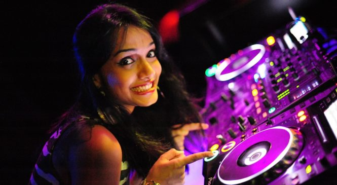 DJ Paroma, a complete clubbing soul; talks about her passion, carrier and life