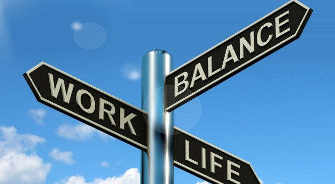 It is the right time to create balance between busy life and relationships