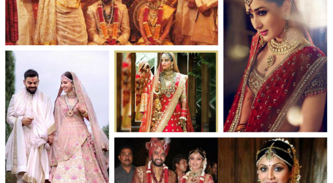 Expensive wedding look of our favourite Bollywood divas