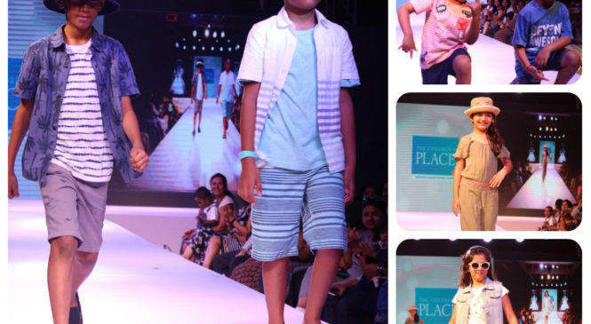 Junior's Fashion Week ushers a spring of high fashion in Mumbai with the SS18 collection of International brands