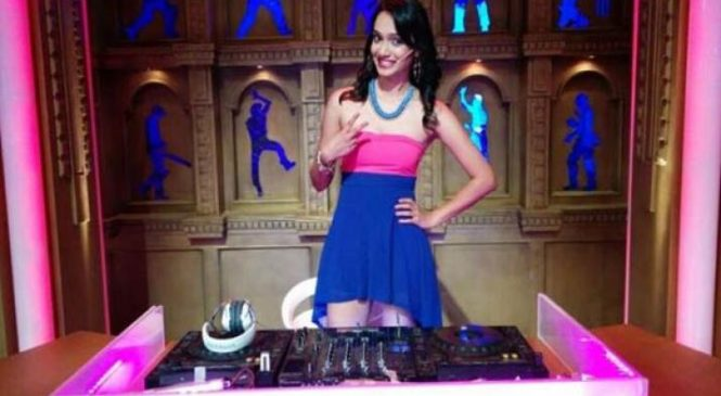 DJ Paroma strikes a chord at the WOW Awards Asia 2018 under the Best Female DJ Category
