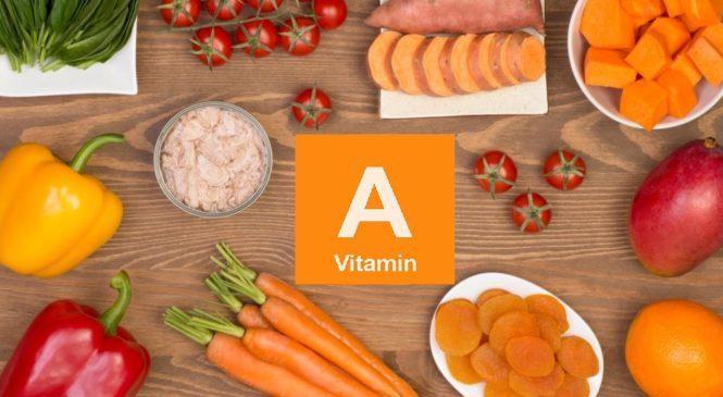 Beware of Vitamin A deficiency