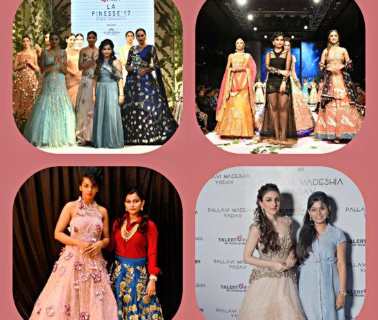 Be original, Be creative is KFF's celebrity designer Pallavi's mantra to success