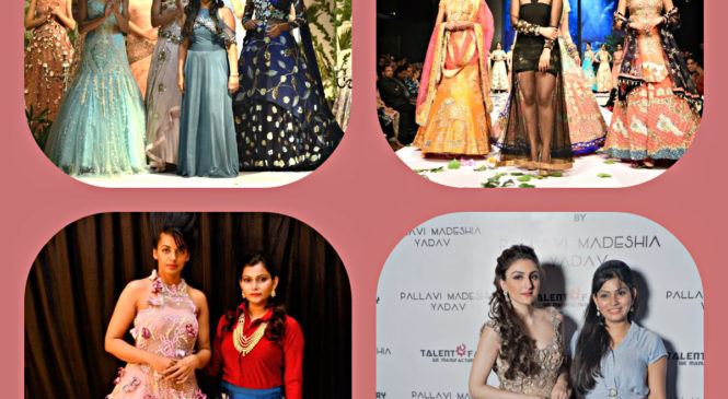 Be original, Be creative is KFF's celebrity designer Pallavi's mantra to success