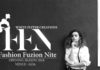 Sohail Kamali is all set to rock in Fashion Fuzion Nite