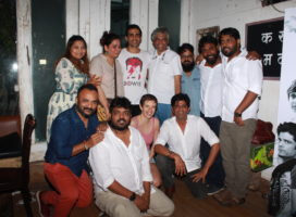 Celebs grace the success bash of the latest webseries Smoke by Hamari Film Company