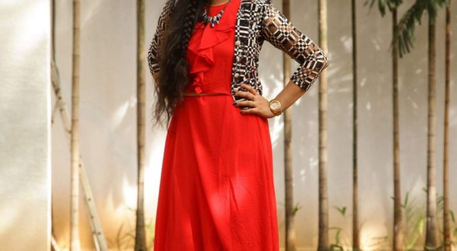 Runway is where my imagination come to life, says Shwetha of MiEstilo Designer Studio