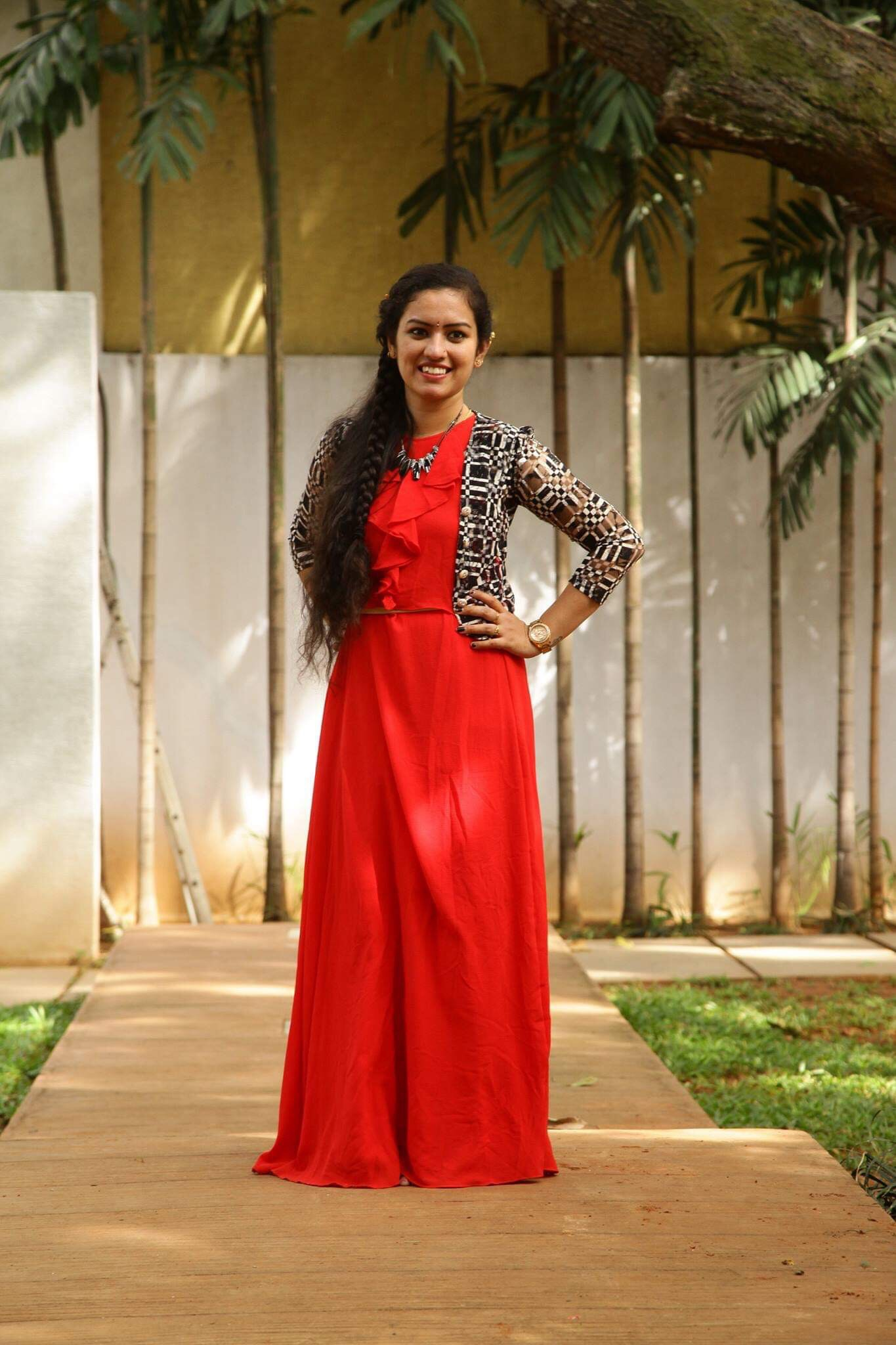 Miestilo Designer Studio By Shwetha From Bangalore Fashion