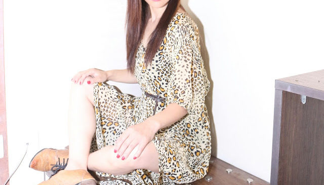 North East Fashion Designer Tasso Lily Kago – Fashion Fuzion Nite Goa 2k18