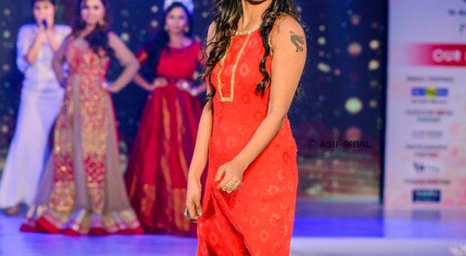 MRS. INDIA GLOBAL INTERNATIONAL Rekha Das is all here to rock in FFN GOA!