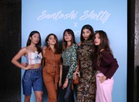 Spoyl launches Exclusive collection by Santoshi Shetty