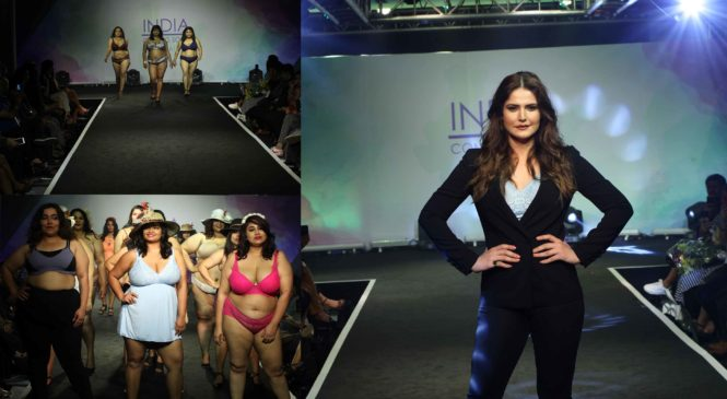 PARFAIT, debuts in India with its Summer Spring Collection with a first of its kind Plus Size Fashion show
