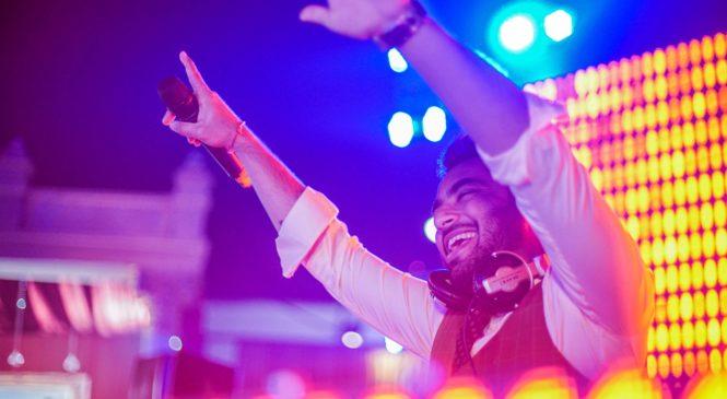 Anchor Mohit Jadshwani turns DJ – cites DJ Shiva as his inspiration