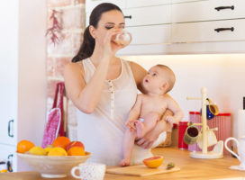 Best Foods to eat post pregnancy to gain back the health