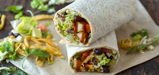 Foodies, listen- here is this Smoked Tofu Tortilla Rolls Recipe