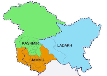 A dark day in Indian democracy – Divide & Rule | J&K