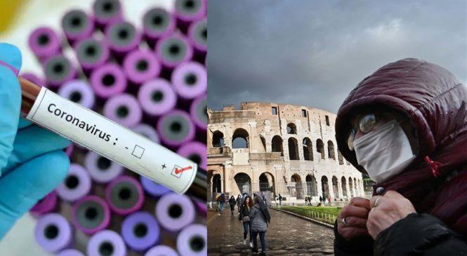 A Corona story from Italy