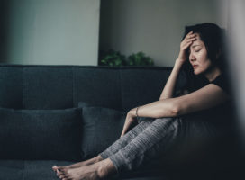 Pandemic of the mind : The Lockdown Mental Health Issues