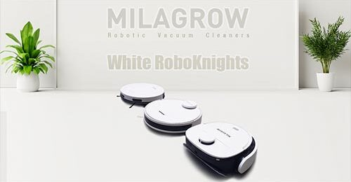 Milagrow, India's No.1 service robots' brand, has announces the launch of three new robots