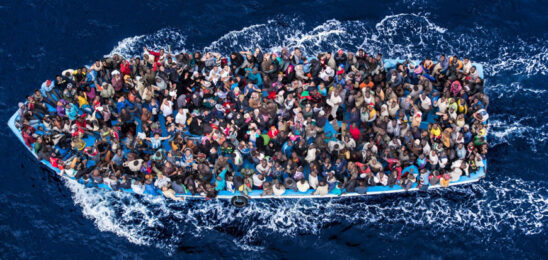 Is migration a threat to peace and security?